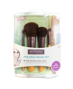EcoTools 5 Piece Travel Brush Set