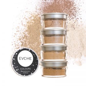 EVOHE Colours Mineral Powder
