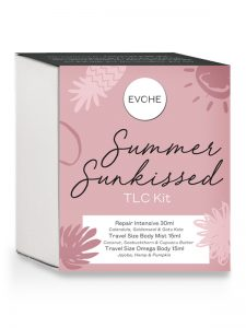 EVOHE natural Skin Care - summer sunkissed pack