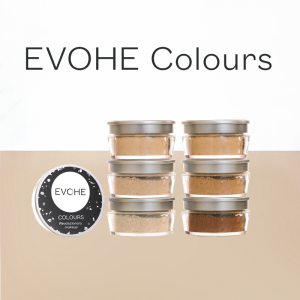 EVOHE Colours Mineral make Up
