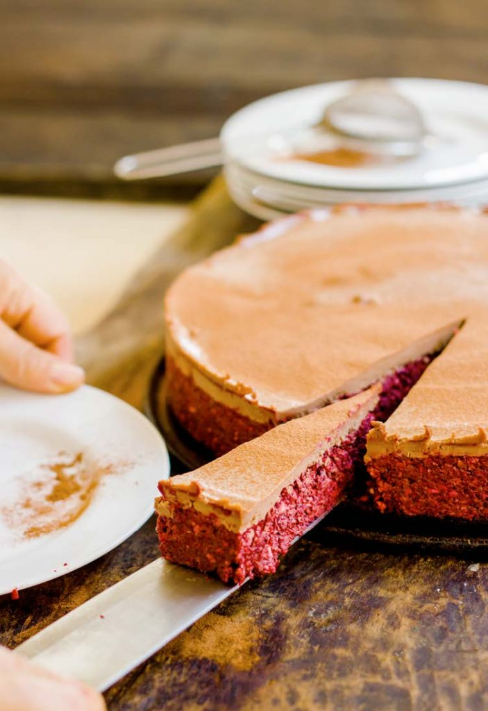 raw v8 juice chocolate cake chef cynthia louise vegan cake healthy cake