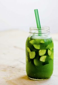 cucumber cleanser recipe chef cynthia louise healthy juice