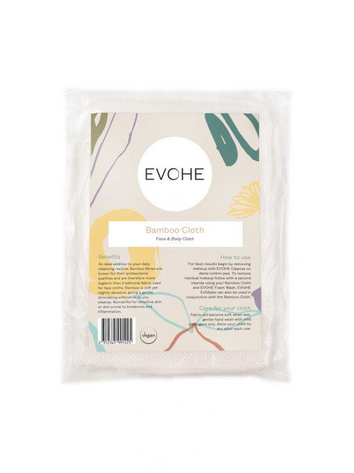 EVOHE Bamboo Face CLoth