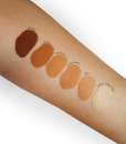 EVOHE Colours Mineral Make Up Swatches
