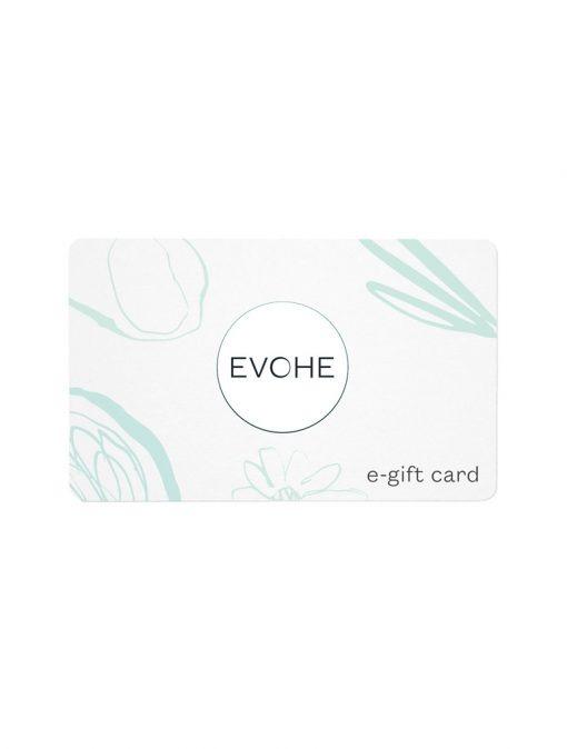 EVOHE e-gift card gift online