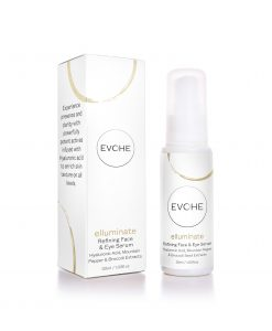 EVOHE elluminate refining face and eye serum 30ml anti ageing