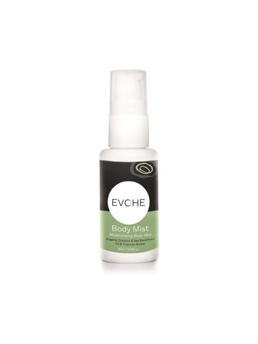 EVOHE Body Mist Spray moisturiser 15ml