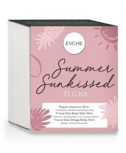 EVOHE Summer Sunkissed TLC Kit treatment