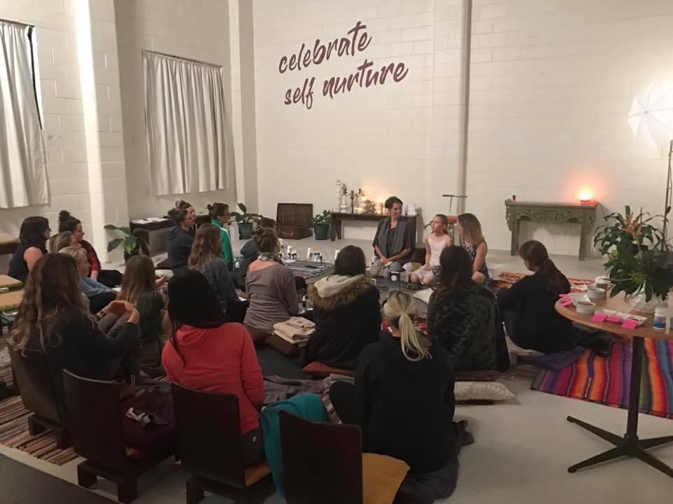 EVOHE Self Nurture Sessions
