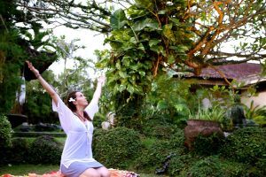 Meg Forrester Bali