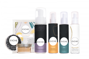 EVOHE essential skin care products