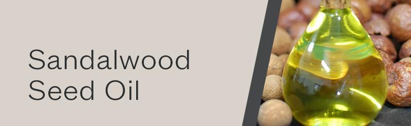 sandalwood seed oil