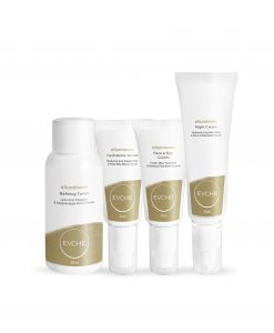 elluminate Anti-Aging 4 Step Skincare System Full Size Pack Contents